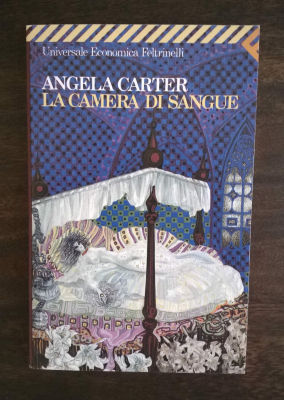 ANGELA CARTER LA CAMERA DI SANGUE
