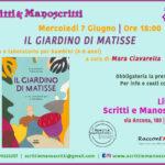 Lettura + Laboratorio Matisse