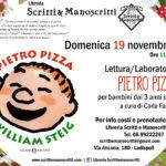 Carla Farina Pietro Pizza - 19 novembre 2017