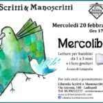 Mercolibrì 20 Febbraio