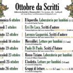 ottobre da scritti